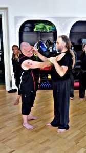 * Romanian Martial Arts Training Camp Seminar