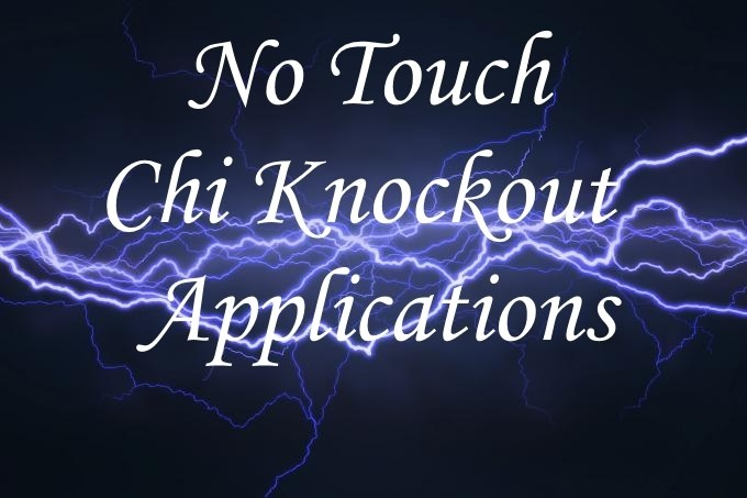 * Advanced Kyusho No Touch Knockout